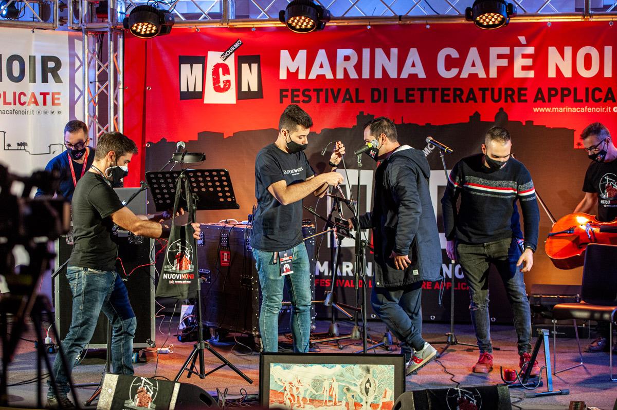 Marina Café Noir XVIII - ©alecani 2020