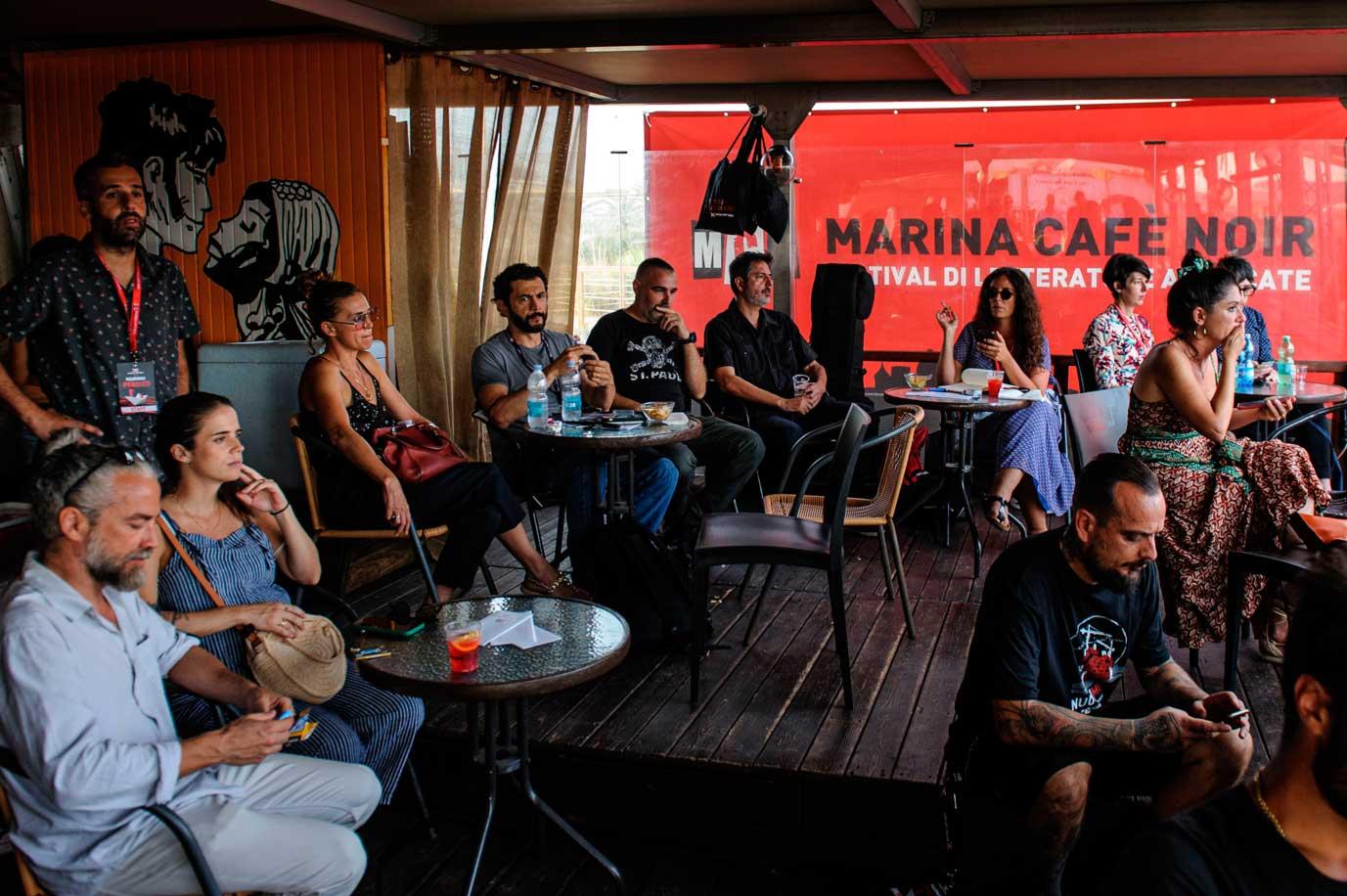 Marina Café Noir XIX - ©alecani 2021